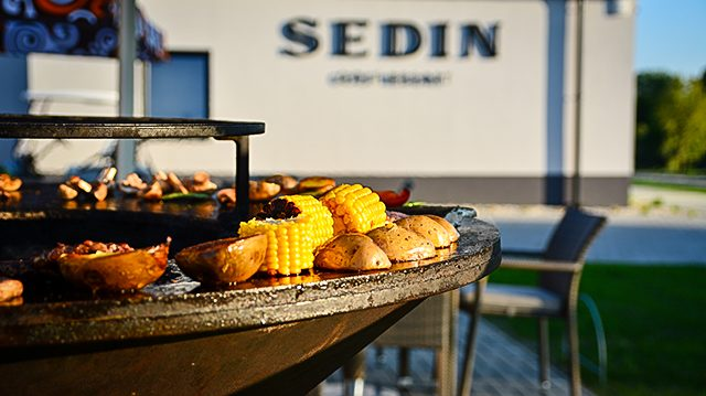 Sedin Golf Resort Restaurant