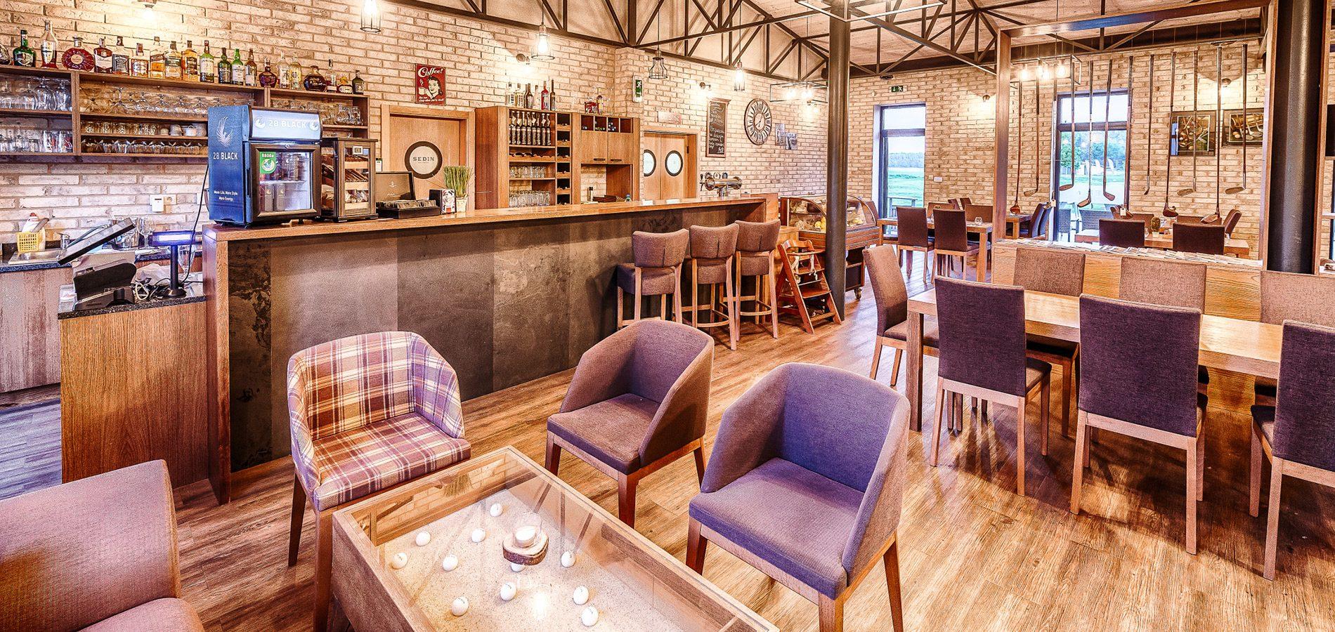 Reštaurácia   Sedin Golf Resort