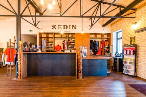 Sedin Golf Resort Clubhouse